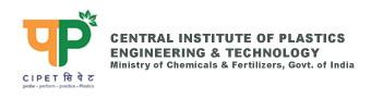 CIPET Govt of India Bubhaneswar - Chennai